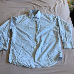 MENS Gently Used Banana Republic Button Down